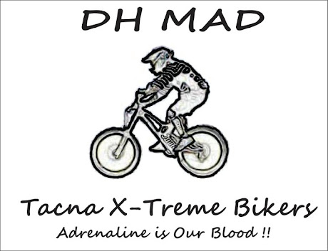 TACNA X-TREME BIKERS