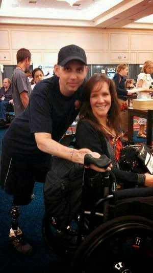 Military News - After 9 deployments, sgt. maj. loses legs to drunken driver