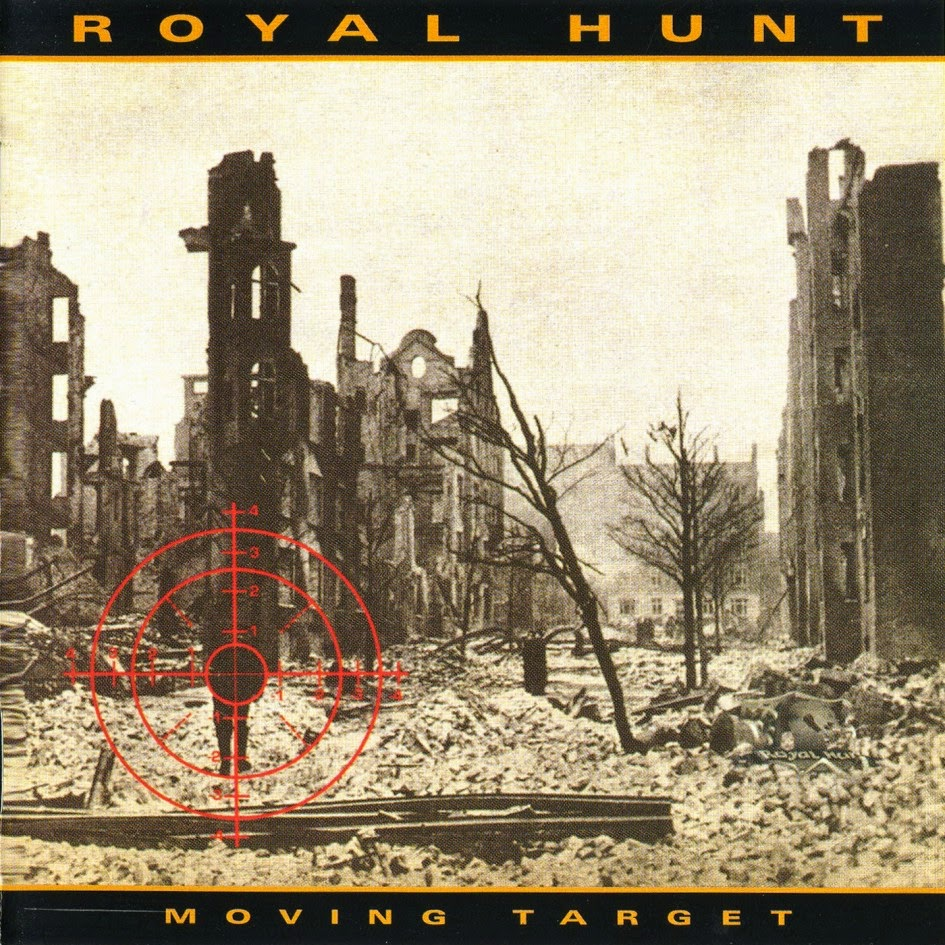 Portada Royal Hunt-Moving Target