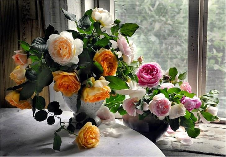 аромат роз эфирное масло купить