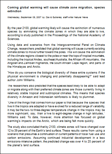 global warming thesis sentence Need to create the essay about global warming but don't know how to start we can give you some good examples of thesis statements about global warming.