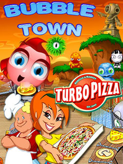 nokia c3 game bubble town turbo pizza i love nokia c3. Black Bedroom Furniture Sets. Home Design Ideas