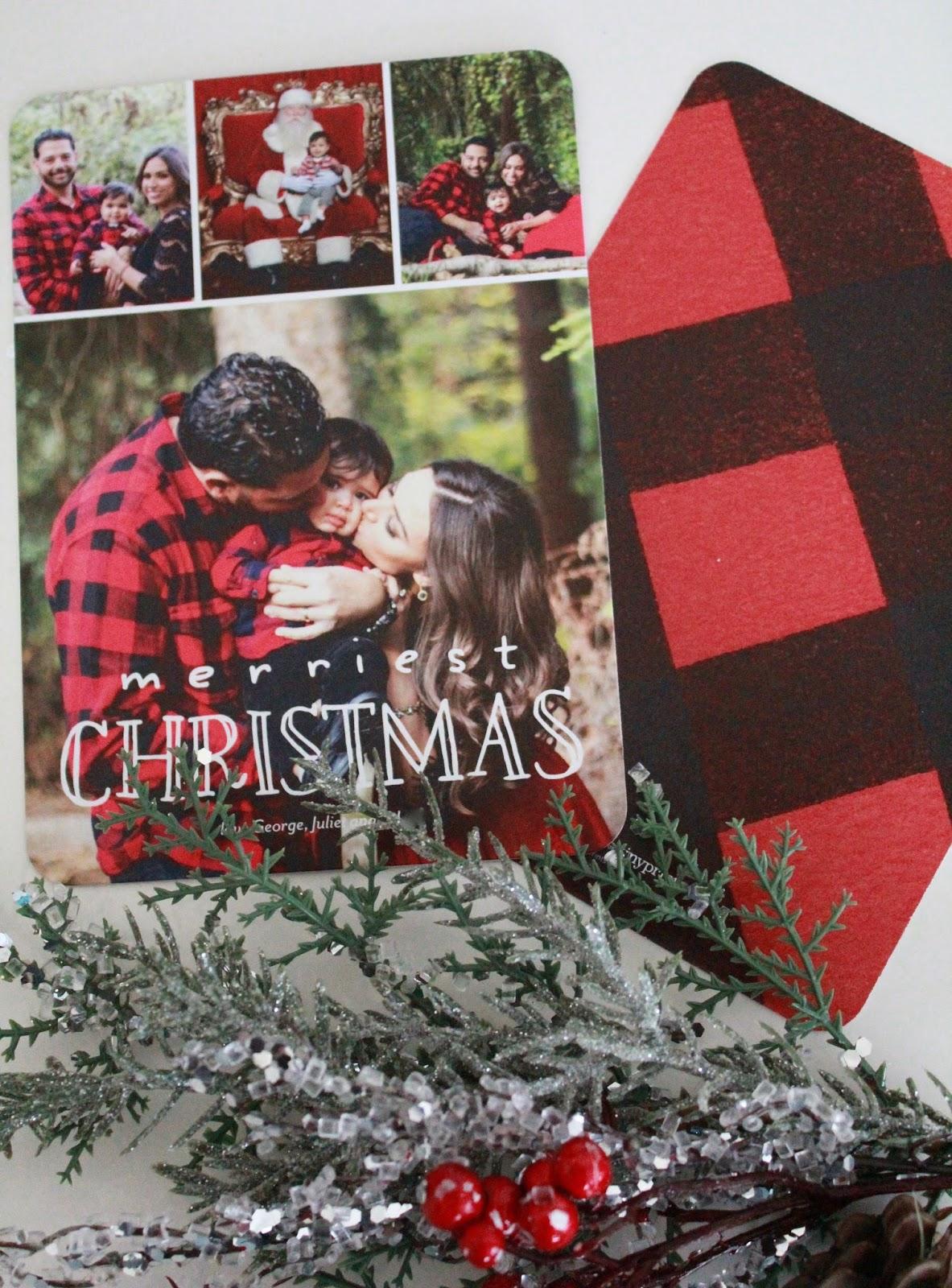 Christmas Cards 2015   Sweet September