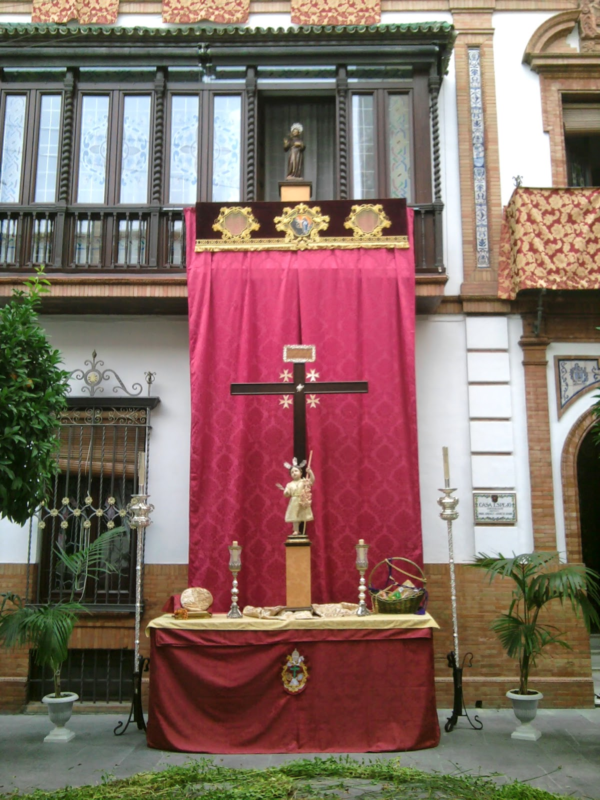 página web Virgen salida cerca de Málaga