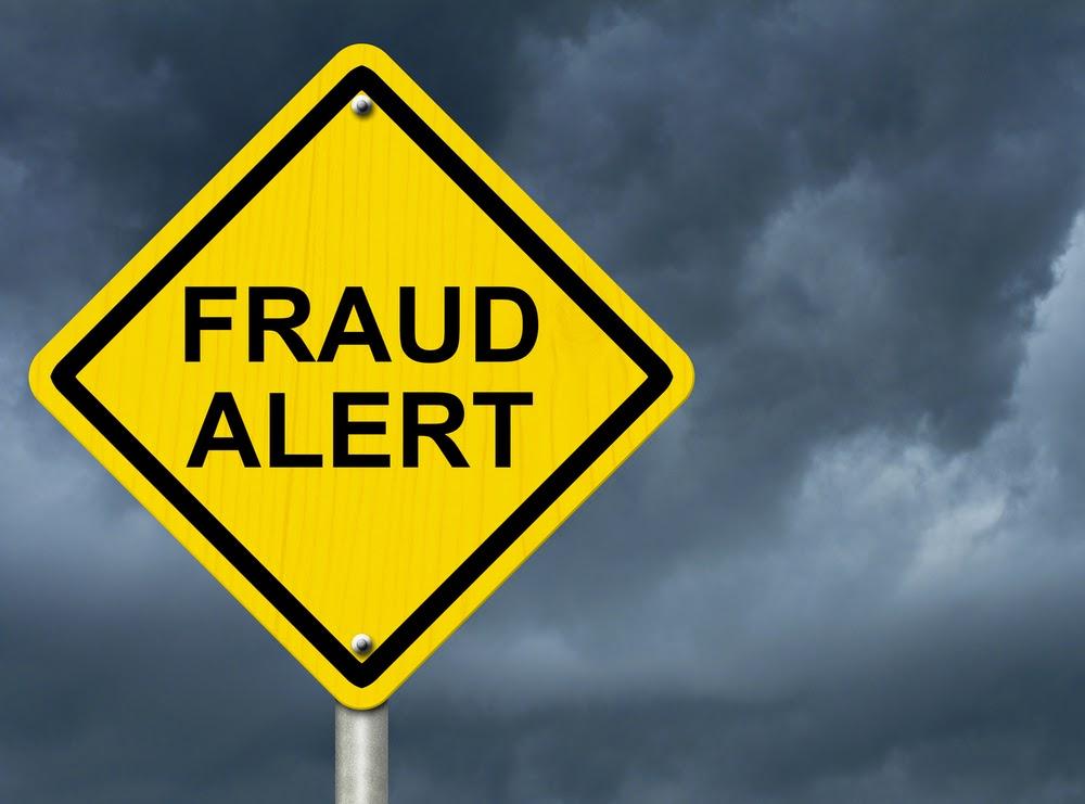 Fraud shutterstock_152512505