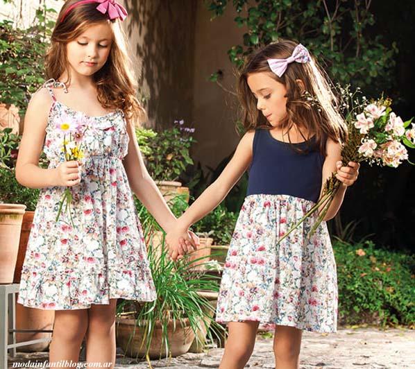 nucleo nenas vestidos primavera verano 2014