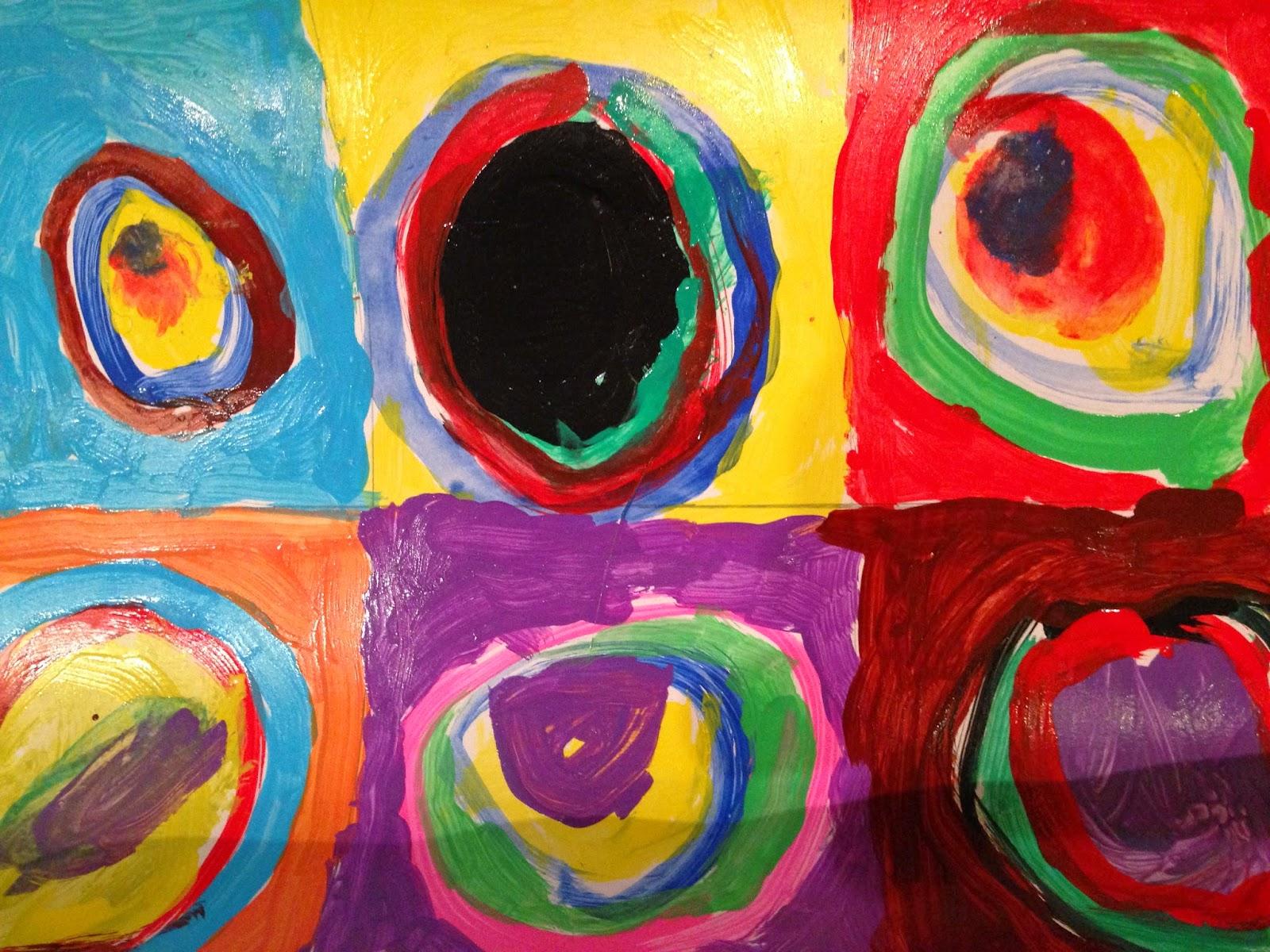 Kandinski entre el arte y la geometría