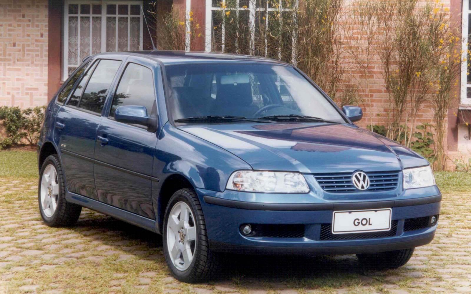 VW Gol GTI 2003