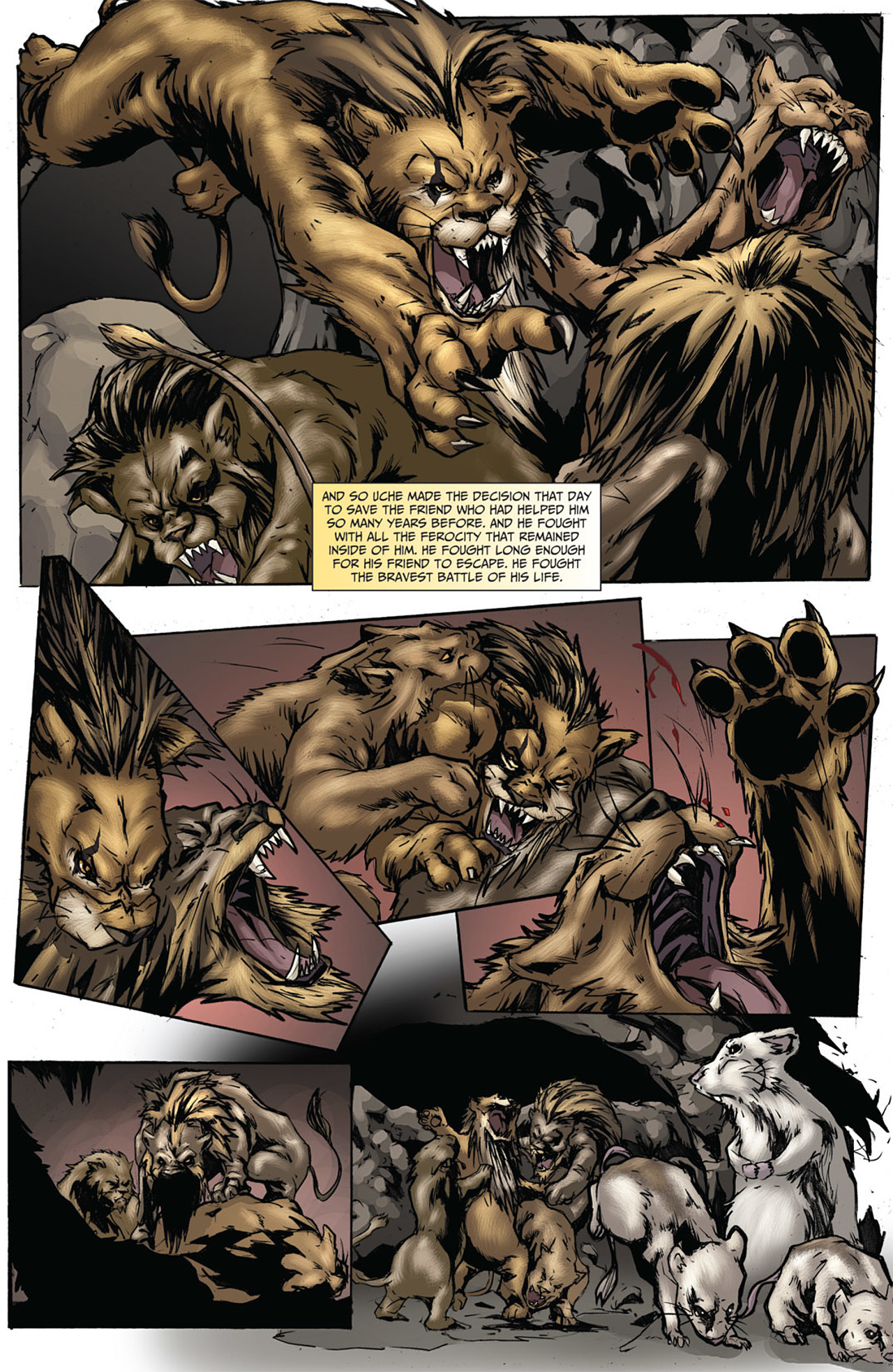 Grimm Fairy Tales (2005) Issue #38 #41 - English 20