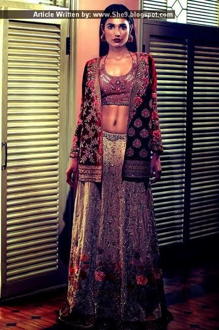 Tena Durrani Bridal Collection 2015