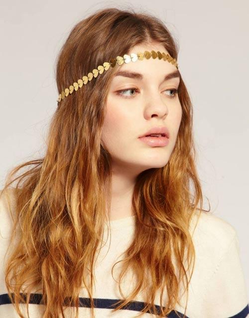 bonitas diademas para el pelo