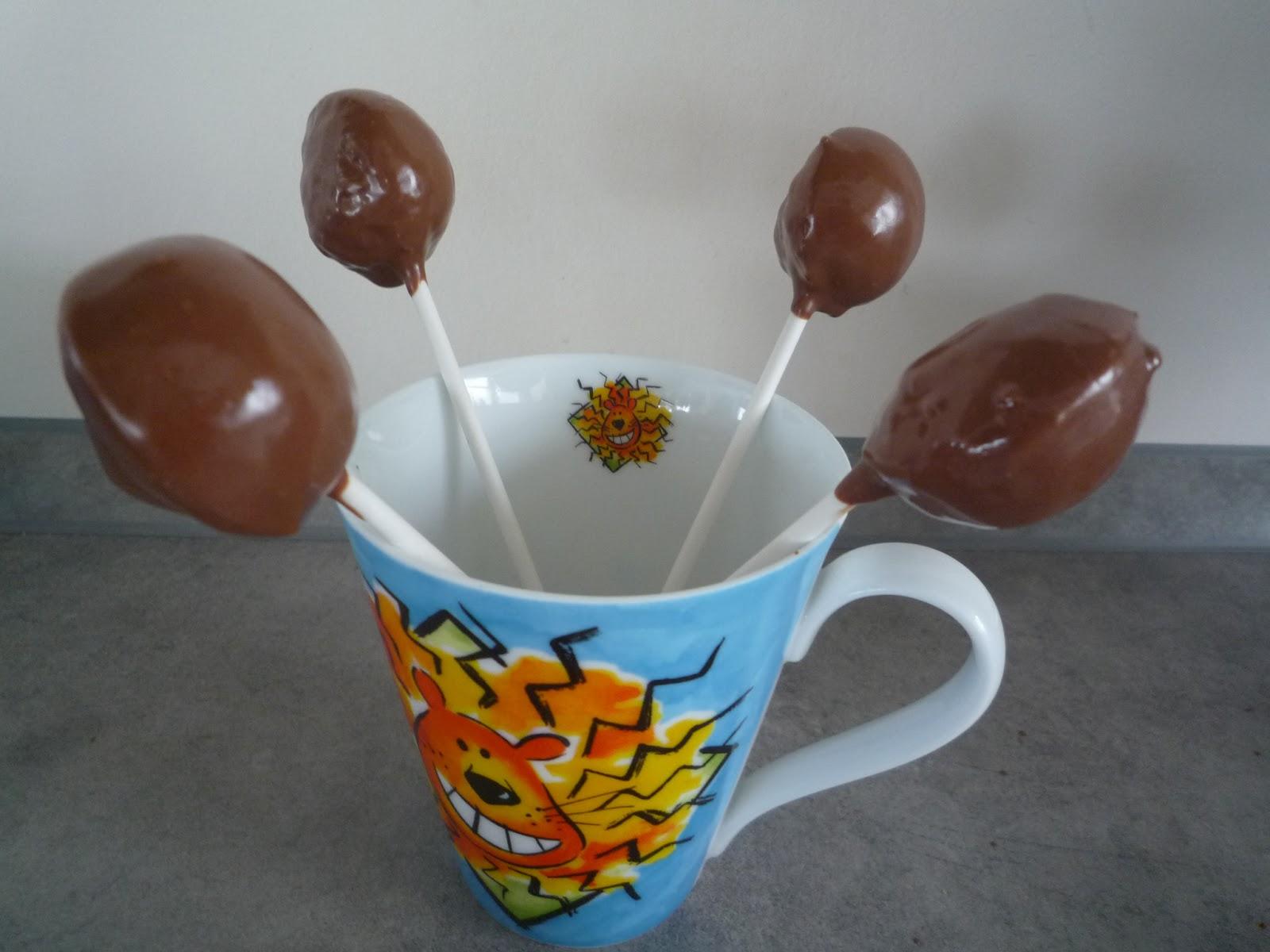 Cakepops, Cake Pops, Osterhasen, Ostern, Oster-Cakepops, Osterhasen-Cakepops