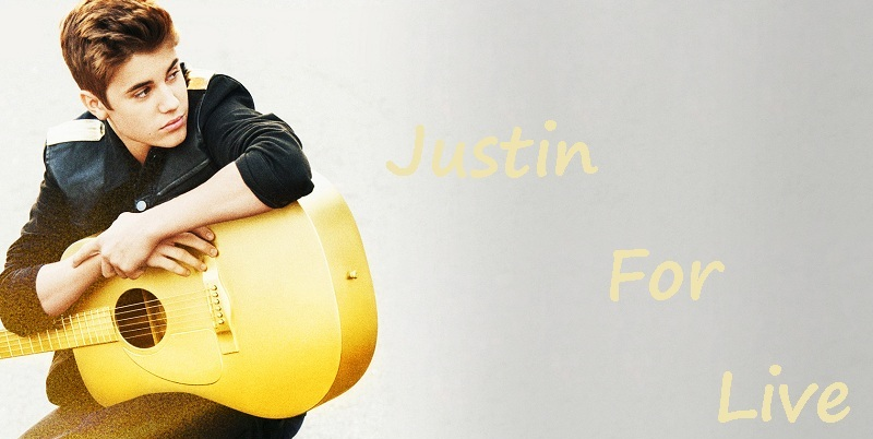 Justin for live