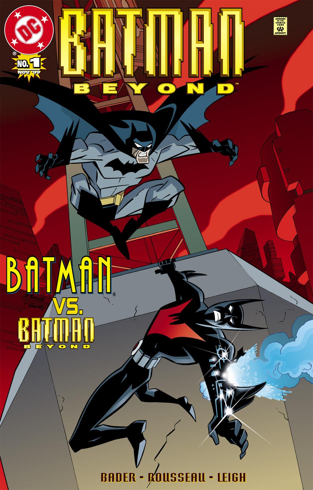 Batman Beyond [II] Issue #1 #1 - English 1