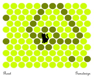 capture d'écran du jeu Chat noir