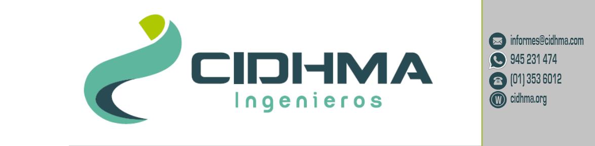 CIDHMA Ingenieros
