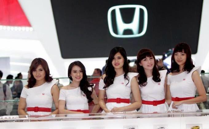 SPG Honda IIMS 2014
