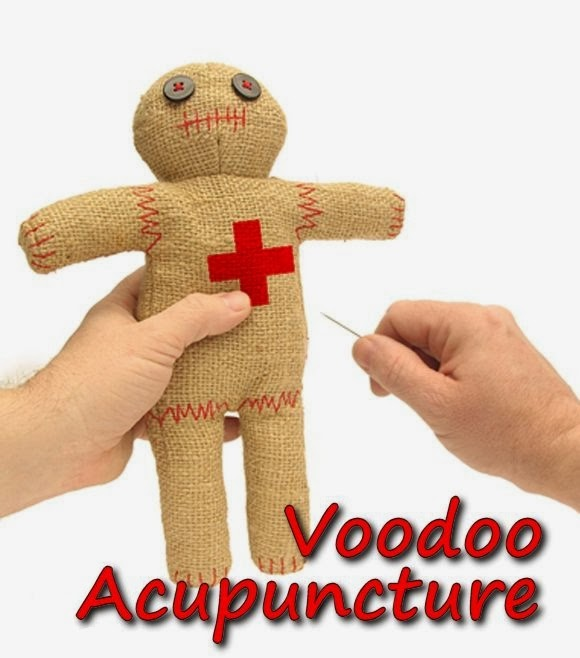 Voodoo Acupuncture