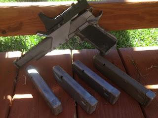 Tiro Prático - Pistola