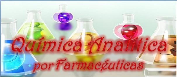 Química Analítica por Farmacéuticas