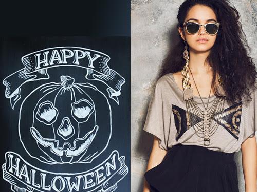 Type + Fashion: Happy Halloween