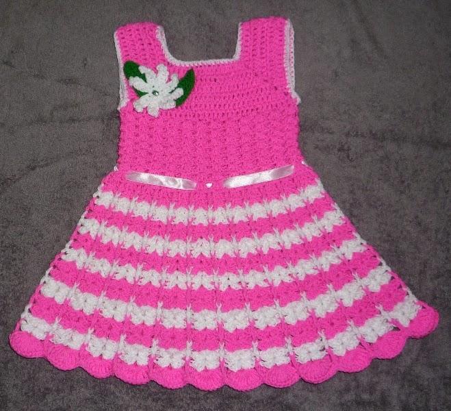 Free Crochet Patterns For Baby Frocks : Crochet frocks for babies pinterest crafts