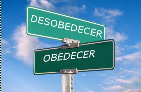 Resultado de imagem para Rebeldia x obediência