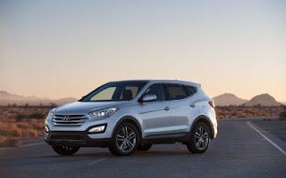 2013 Hyundai Santa Fe Release Date