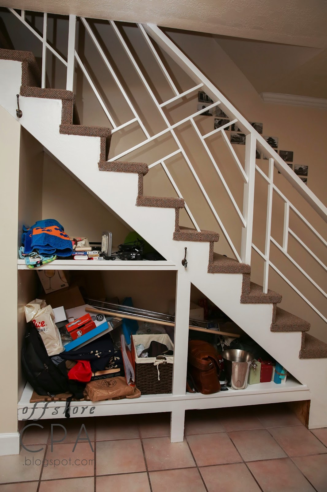 Offshore Cpa Diy Staircase Storage Panels