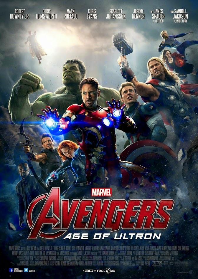 ตัวอย่างหนังใหม่ : Avengers: Age Of Ultron (อเวนเจอร์ส : มหาศึกอัลตรอนถล่มโลก) ตัวอย่างที่ 3  ซับไทย poster12