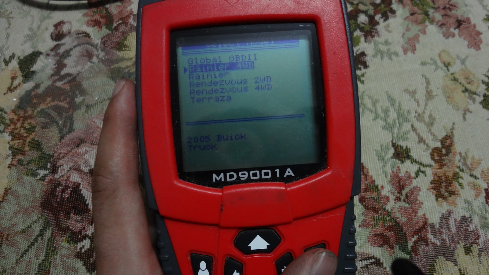 Bob electronics: MATCO TOOLS MD9001A AUTO CODE SCANNER OBD1 OBD2 /Support USA old car from 1985
