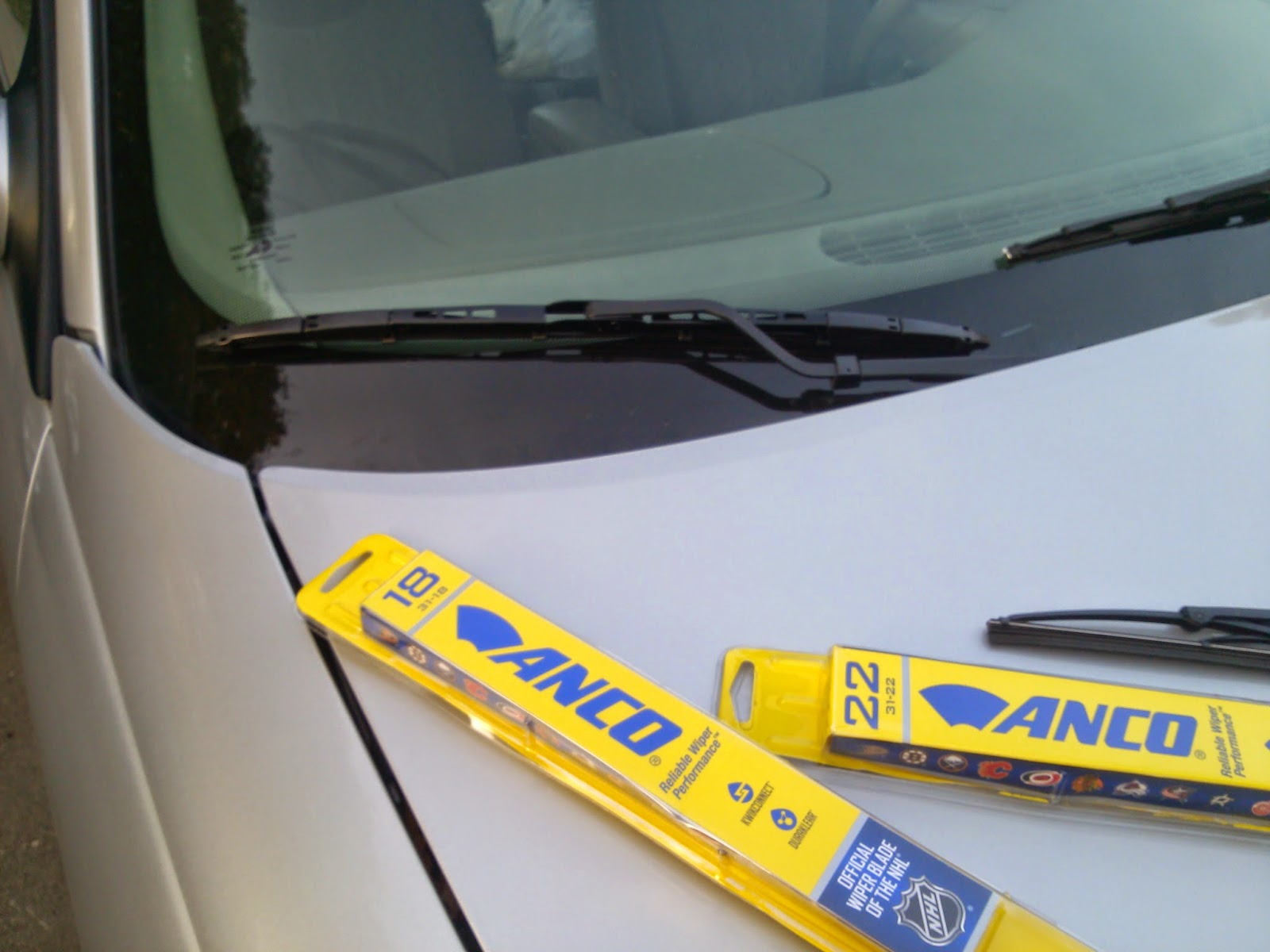 EZwipers Windshield Wiper Blades Review + Giveaway