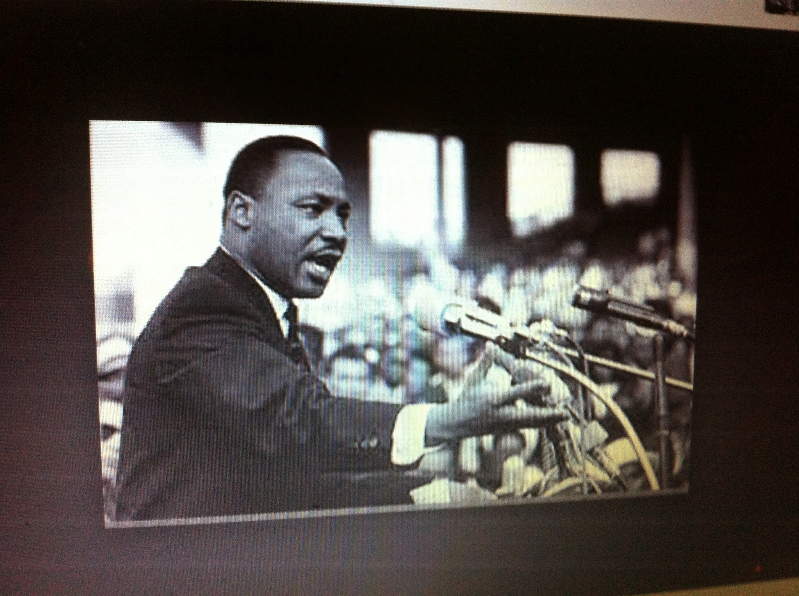the rightful place of martin luther king jr in american history Over 30 years have passed since martin luther king jr day became the first  our rightful place we must not  of this technology by the independent and.