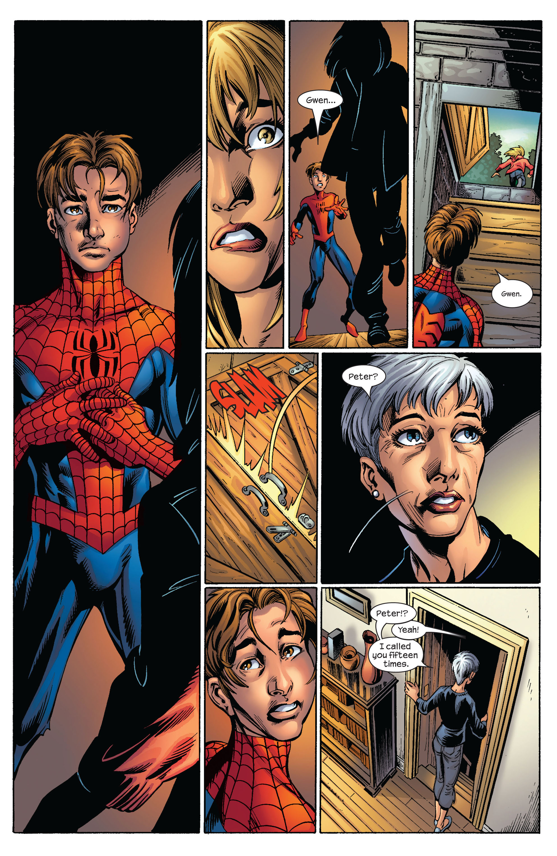 Ultimate Spider-Man (2000) Issue #59 #63 - English 7