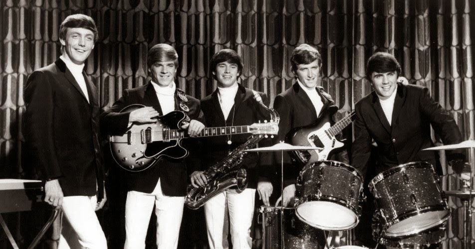 dave clark five discography