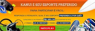 Concurso Cultural Kanui e seu Esporte Preferido