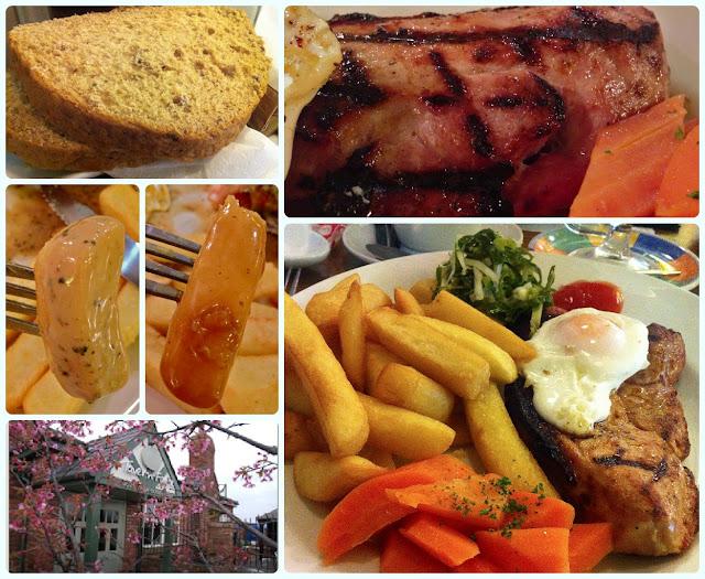 Tavern Fayre at Hunger Hill - Mains