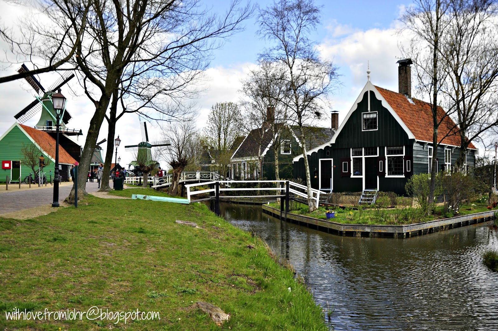 With love from lohr amsterdam and around for Dutch house