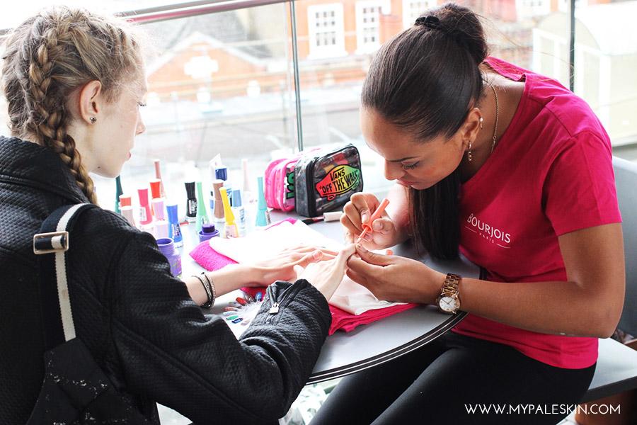 Bourjois Paris Nail art Manicure