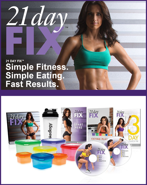 21 day fix fitness nutrition plan 2014 for Simple plan torrent