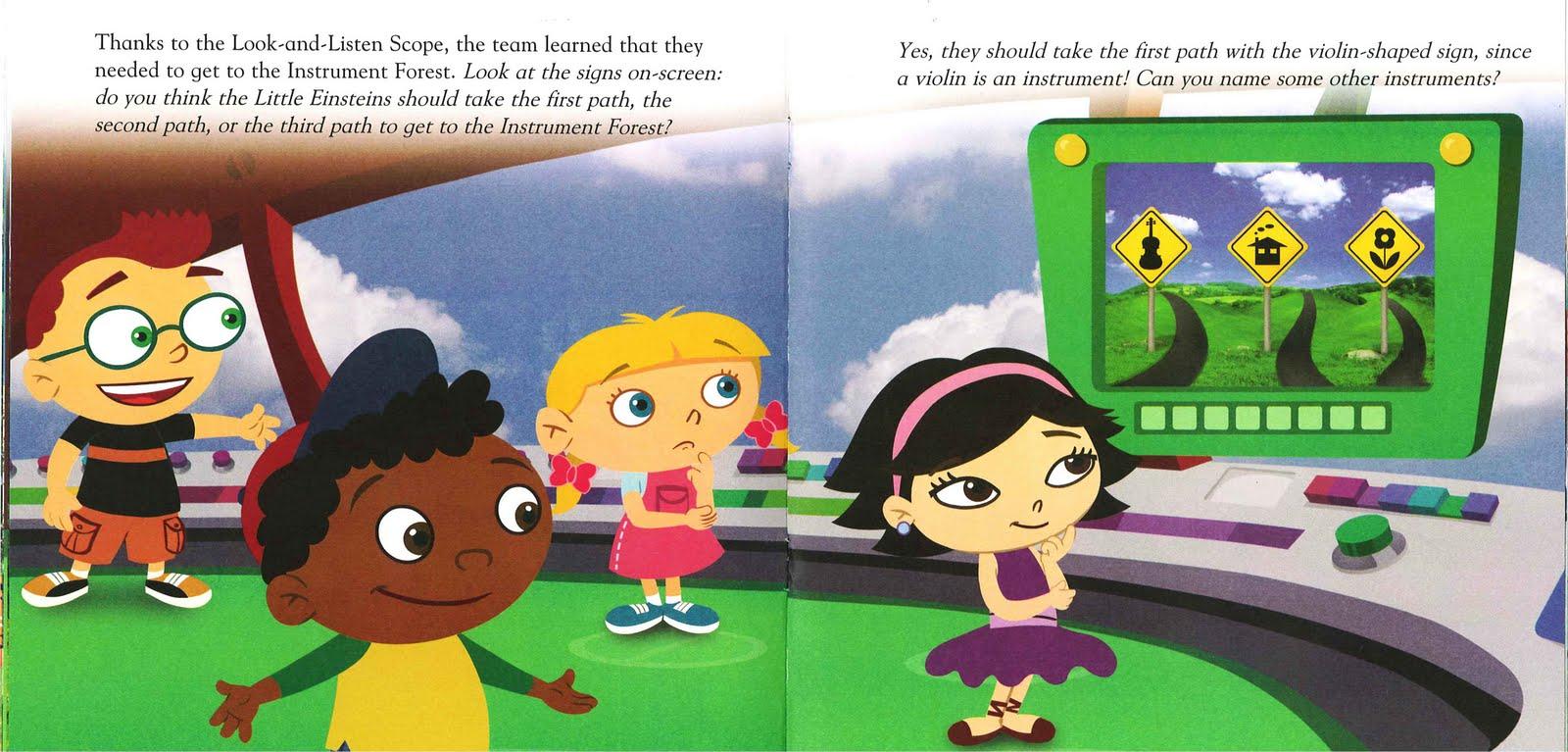 Uncategorized Little Einsteins Playhouse Disney little parade your favourite childrens online bookstore bk956 disney einsteins the firebird