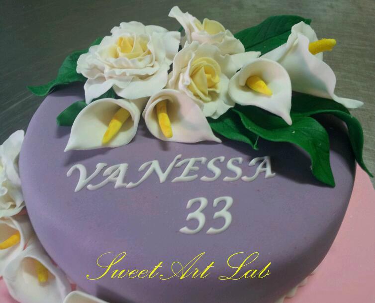 Popolare Michela Barocci Sugar Artist: aprile 2012 VR53