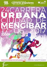 """XXIV CARRERA URBANA """"CIUDAD DE MENGÍBAR"""" 2017"""