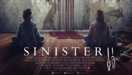 Sinister 2 Opens September 9th - Showing in Philippines