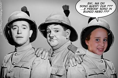 Stanlio Ollio Stan Laurel Oliver Hardy 2013 rebeccatrex