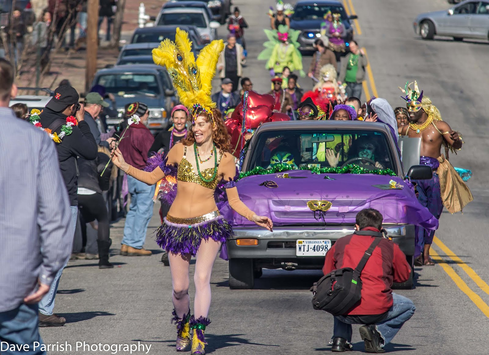 Check out Mardi Gras RVA! 2014