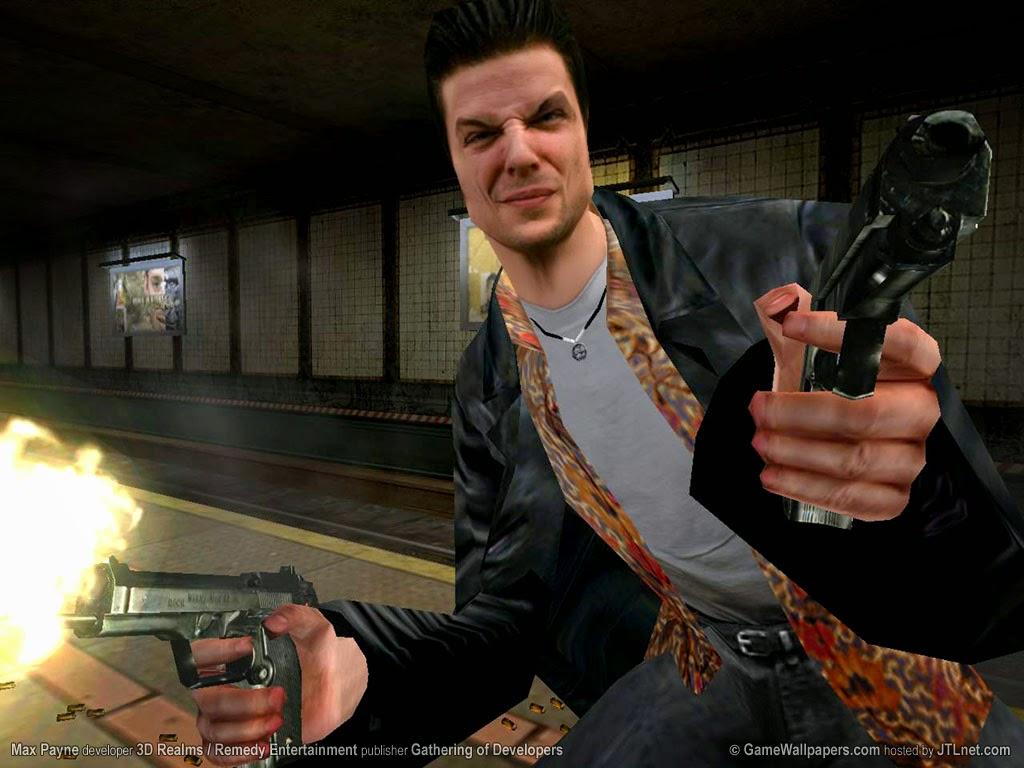 Max Payne 1 PC Game