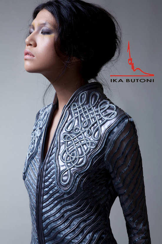 Metallic Rhythm - IKA BUTONI