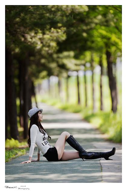 5 Kang Yui - The Band Is With Me-very cute asian girl-girlcute4u.blogspot.com