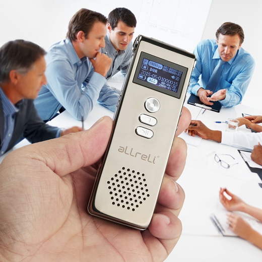 CP0260 Digital Voice Recorder & MP3 Player #voicerecorder